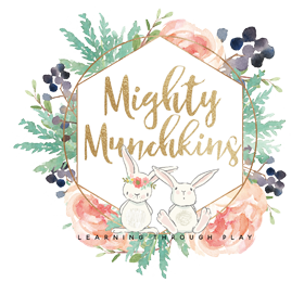 Mighty Munchkins Logo